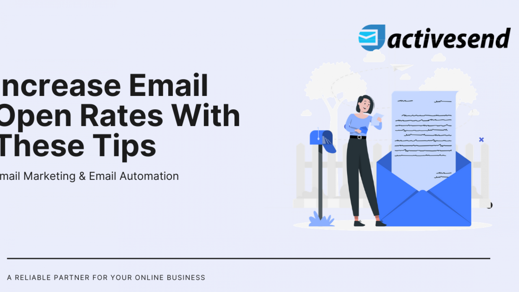Increase Email Open Rates With These Tips