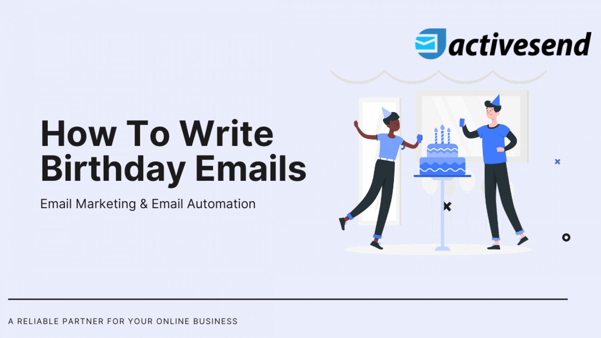 How To Write Birthday Emails